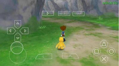 Digimon Adventure English Patch PPSSPP